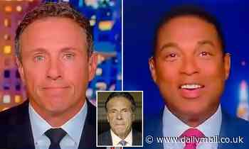 Take two: Chris Cuomo completely IGNORES brother's sex-pest scandal AGAIN