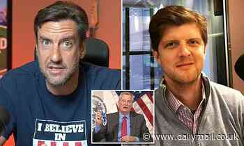 Podcast co-hosts Buck Sexton and Clay Travis blast de Blasio's NYC vaccine passport mandate