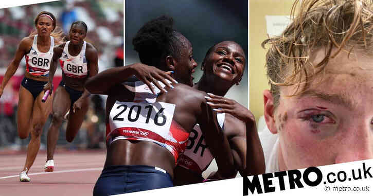 Tokyo Olympics day 13, what you missed overnight: Asher-Smith returns to help GB set record as Hector Pardoe is elbowed in face