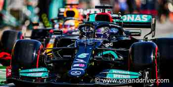 Mercedes ya no es más lento que Red Bull en 2021 - Car and Driver
