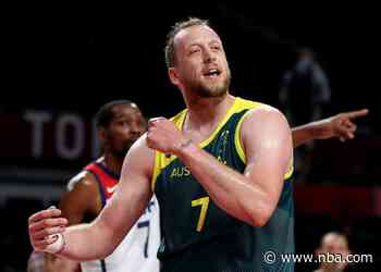 Joe Ingles scores 9 points for Australia in semifinal loss to USA