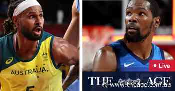 Tokyo Olympics LIVE updates: USA to play for gold, Boomers into bronze playoff