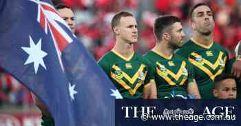 'Common sense prevails': Rugby League World Cup officially postponed until 2022