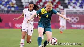 Matildas LIVE: USA stands between Aussies' first Olympic football medal in bronze final