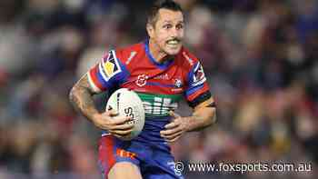 LIVE NRL: Pearce back for resurgent Knights as finals race heats up against Broncos