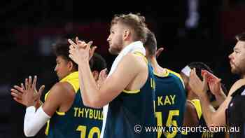 Boomers' golden start turns into nightmare as 12 UGLY minutes crush Olympic dream
