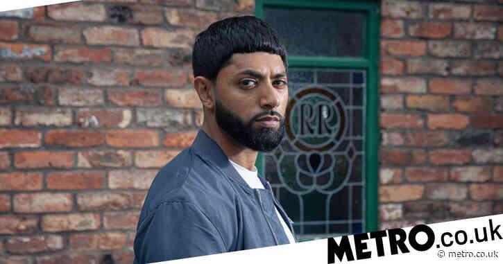 Coronation Street spoilers: Zeedan Nazir returns and causes trouble for Alya and Yasmeen
