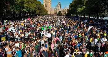 Young climate activists plan to shout at MPs until Green New Bill is passed
