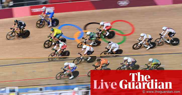 Tokyo 2020 Olympics: cycling, diving, basketball and more – live!
