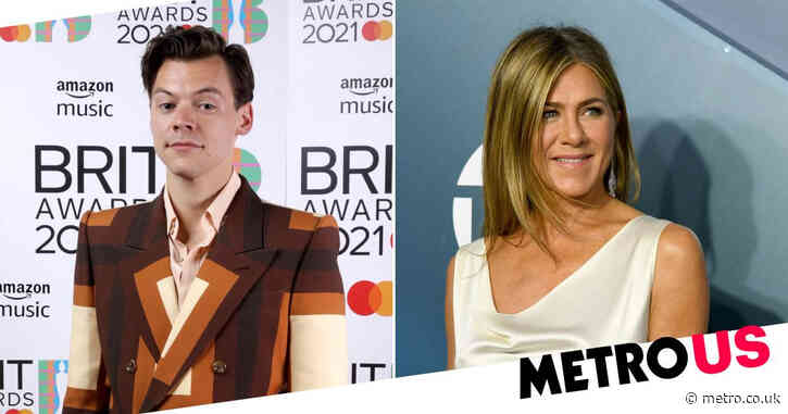 Jennifer Aniston shares brilliant response after twinning outfits with Harry Styles on more than one occasion