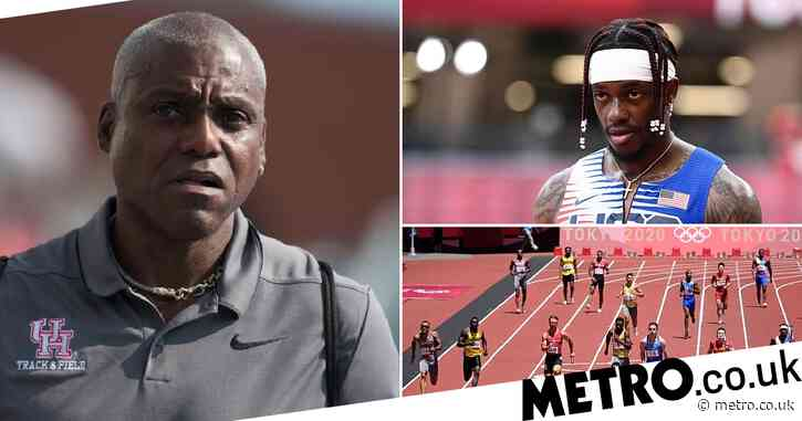 'Total embarrassment': Carl Lewis blasts USA team for 'unacceptable' relay exit