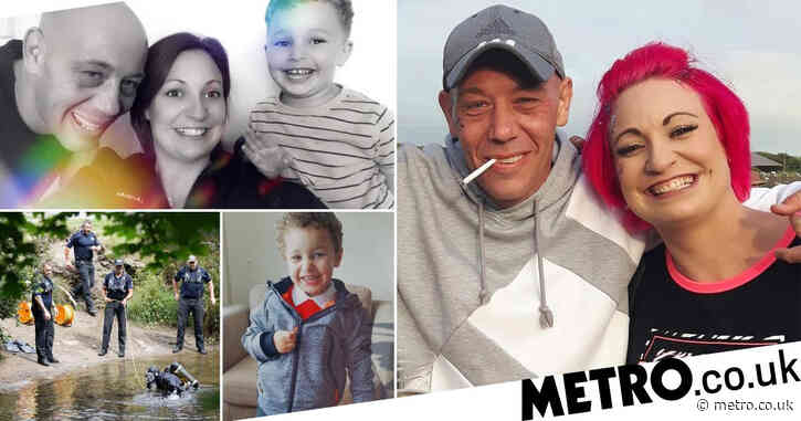 Stepdad, mum and 13-year-old charged in relation to murder of boy in river