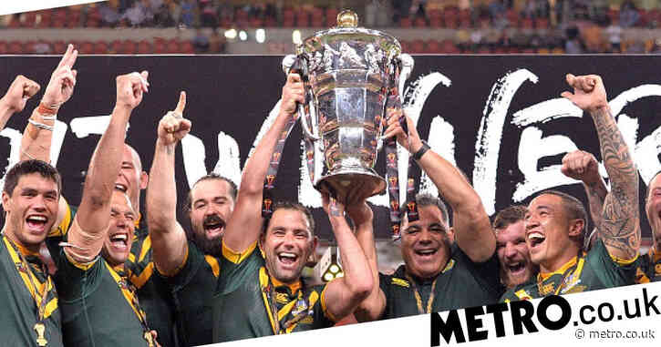 Rugby League World Cup postponed until 2022 after Australia and New Zealand withdrawals