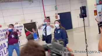 Boxe, Irma Testa accolta così a Fiumicino - Il Messaggero