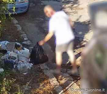 Fiumicino: le fototrappole non danno scampo agli incivili - Civonline