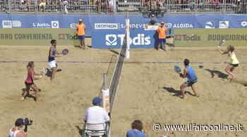 Campionato nazionale di Beach Tennis: è un giovane di Fiumicino a conquistare il podio - Il Faro online