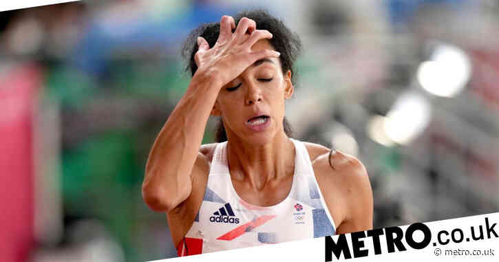 Katarina Johnson-Thompson sends emotional message after Olympics injury nightmare: 'I hate that my story has played out in more heartbreak'