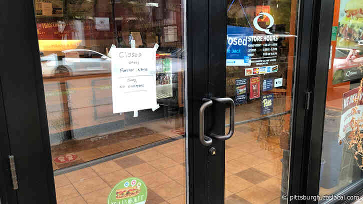 'Sorry, No Employees:' Quizno's In Oakland Closes Due To Lack Of Staff