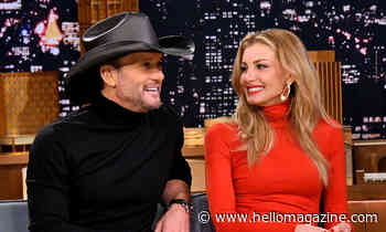 Faith Hill and Tim McGraw surprise fans with major news