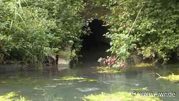 Drei Arbeiter in Giengen 300 Meter durch Abwasserkanal gespült - SWR