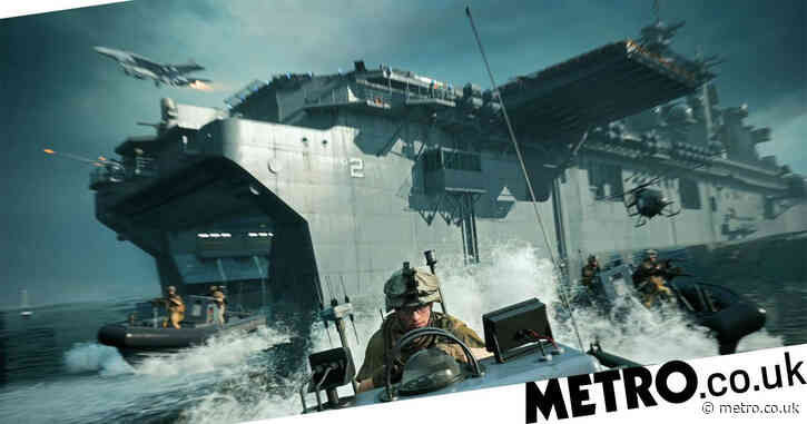 New Battlefield in 2023 and 'free to enter' component suggests EA