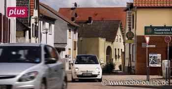 Pfungstadt Abends in Pfungstadt-Hahn: Stress im Ort - Echo Online