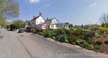 Herefordshire pub shuts kitchen temporarily after difficult time