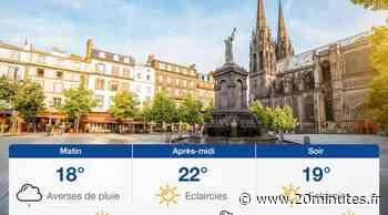Météo Clermont-Ferrand: Prévisions du jeudi 5 août 2021 - 20minutes.fr