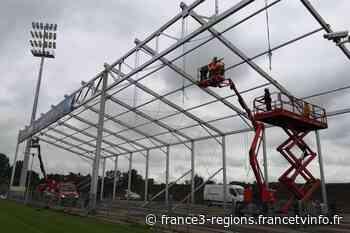 Clermont-Ferrand : le sprint final pour les travaux au stade Gabriel-Montpied - France 3 Régions