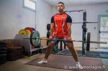Allan Grenier aux championnats d'Europe - La Montagne