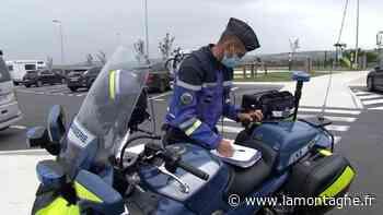 Une journée avec les gendarmes du peloton motorisé de Clermont-Ferrand - La Montagne