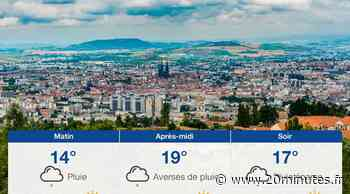 Météo Clermont-Ferrand: Prévisions du mercredi 4 août 2021 - 20minutes.fr