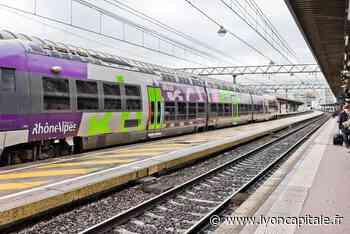 SNCF : Perturbation du trafic sur les lignes Lyon-Clermont-Ferrand et Lyon-Villefranche-sur-Saône - Lyon Capitale