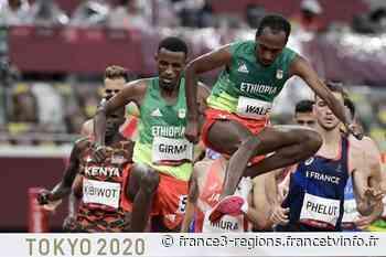 """JO TOKYO 2020. Originaire de Clermont-Ferrand, le coureur de 3 000 m steeple Alexis Phelut se confie : """"J'ai t - France 3 Régions"""