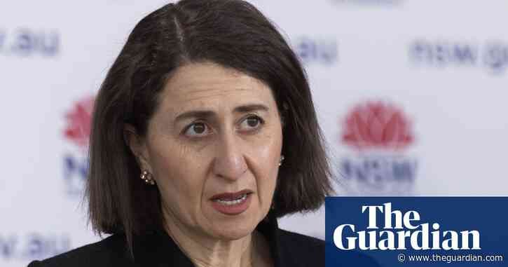Gladys Berejiklian hints returning to work in some industries could be tied to vaccination