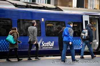 ScotRail report backs major cuts to Scotland's rail network - HeraldScotland