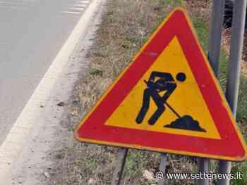 Il maltempo blocca i lavori stradali a Legnano - Settenews