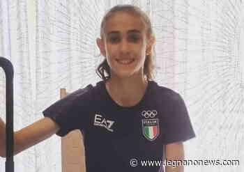 Laura Rogora, romana... di Legnano, in gara a Tokyo nella disciplina dell'arrampicata - LegnanoNews.it
