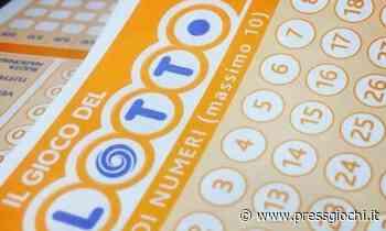 Lotto: premiata Bagheria (PA) con una quaterna da 27mila euro - http://www.pressgiochi.it/