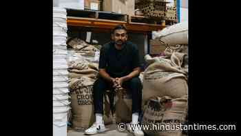 I want to try street food from North India: Justin Narayan - Hindustan Times