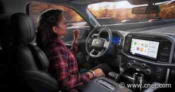 Ford's BlueCruise driving aid is easy-peasy hands-free tech     - Roadshow