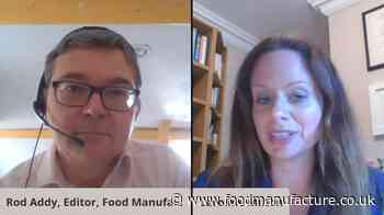 Food Manufacture Excellence Awards: Menzies on industry trends - FoodManufacture.co.uk