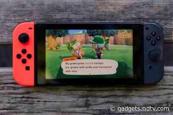 Nintendo Switch Sales Slump, 4.45 Million Units Sold Last Quarter