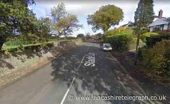 Four, including five-year-old boy, taken to hospital after Slade Lane crash