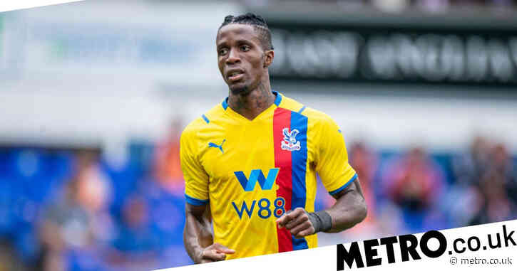 Patrick Vieira sends message to Wilfried Zaha over his Crystal Palace future