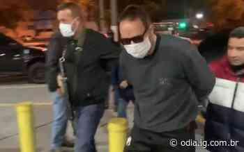 Ex-vereador Cristiano Girão é preso - O Dia