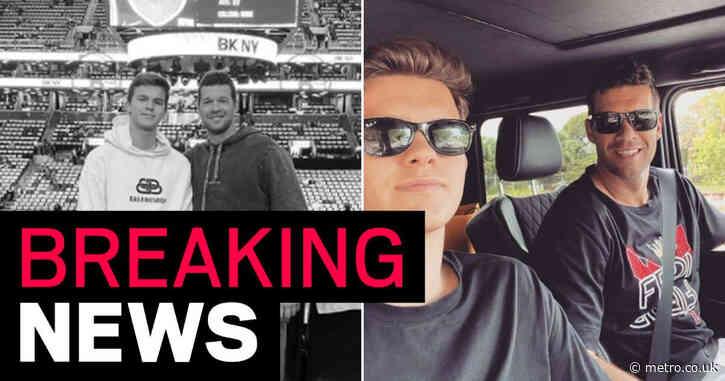 Michael Ballack's son Emilio, 18, 'is killed in a quad-bike crash in Portugal'