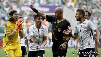 Paulista Adriano de Assis Miranda apita Manaus x Volta Redonda, pela 11ª rodada da Série C - globoesporte.com