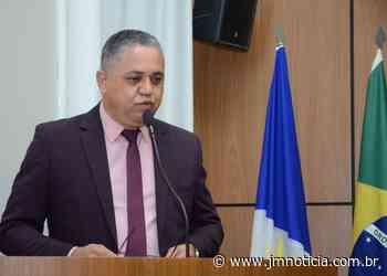 Vereador Eudes Assis começa segundo semestre parlamentar apresentando vários requerimentos - JM Notícia