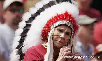 Washington Football Team bans fans from wearing Native American headdresses and face paint